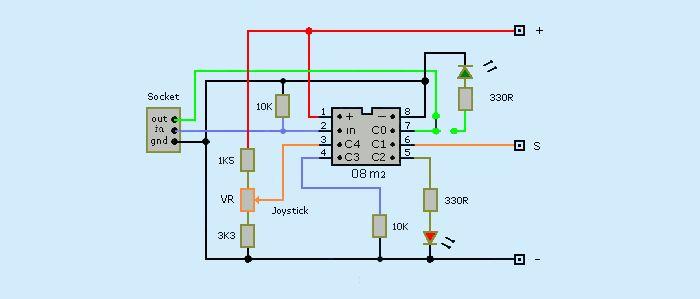 picaxe tutorial rh sailservo co uk Digital Voltmeter Digital Voltmeter